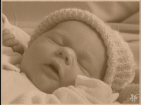 Photo: 15-Baby Sleeping
