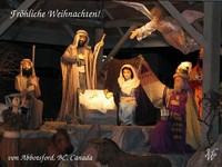 Photo: German Nativity