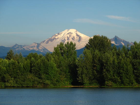 35- View of Mount Baker
