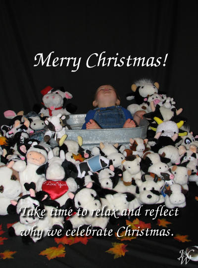 Take time to relax this Christmas